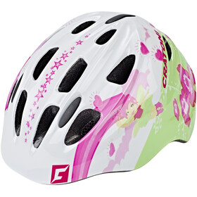 Cratoni Akino Bike Helmet Children pink/colourful